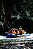 Family rafting on the Gunnison River